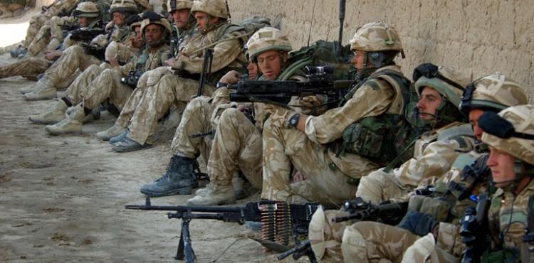 قوات من حلف الناتو في أفغانستان - صورة أرشيفية