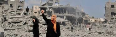الدمار في غزة