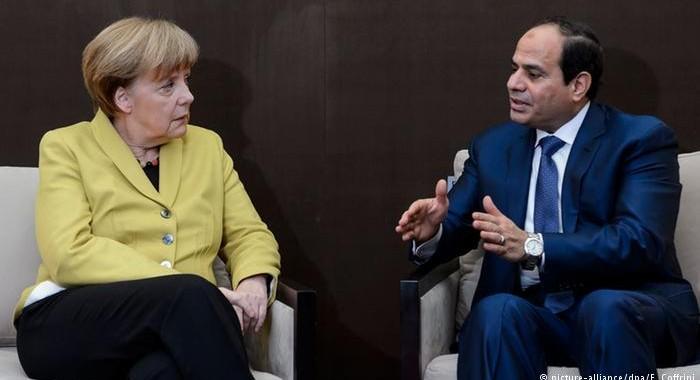 """زيارة عبد الفتاح السيسي لبرلين: ضيف """"غير مرحب"""" به"""