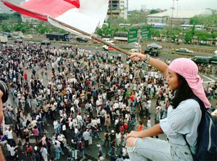 انتفاضة إندونيسيا 1998