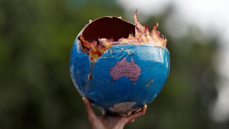 تغيُّر مناخي