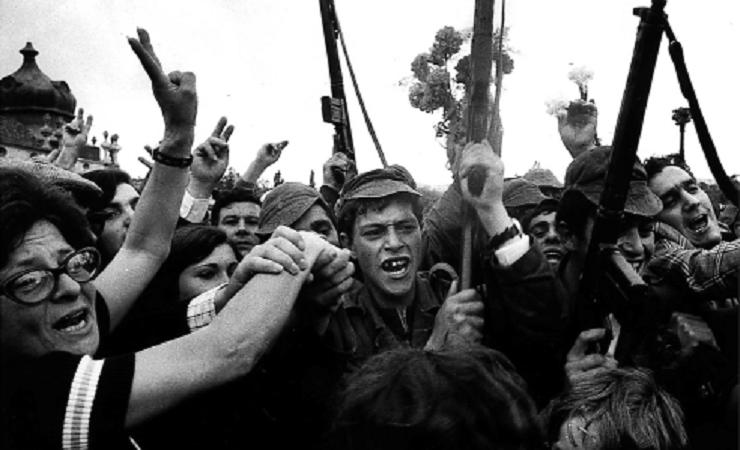 ثورة البرتغال