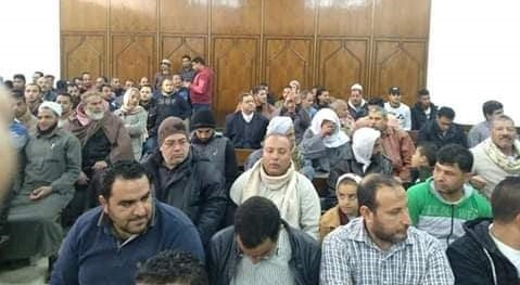 "0342c9451 تأجيل محاكمة 22 شابًا من أبناء ""الوراق"" إلى 15 يونيو المقبل"