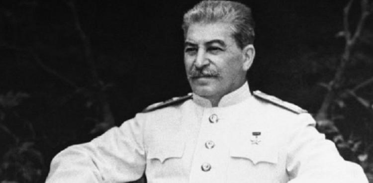 Joseph Stalin at Potsdam Conference