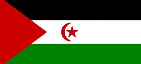 علم الجمهورية الصحراوية