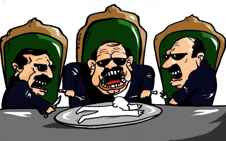 القضاء المصري الفاسد
