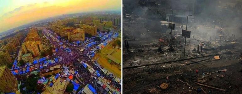 شهداء رابعة شهداء الثورة المصرية