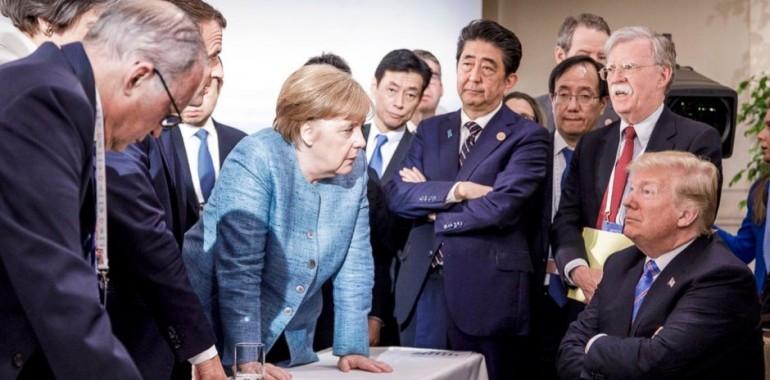 قمة الدول السبع.. أزمات الرأسمالية وتوابعها