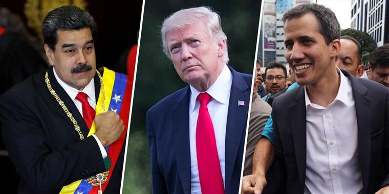 فنزويلا: حول ترامب ومادورو والمعارضة اليمينية.. والاشتراكية من أسفل