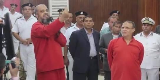 عصام العريان ومحمد البلتاجي من قيادات الإخوان الذين شملهم حكم الإعدام الصادر اليوم عن محكمة الجنايات المصرية