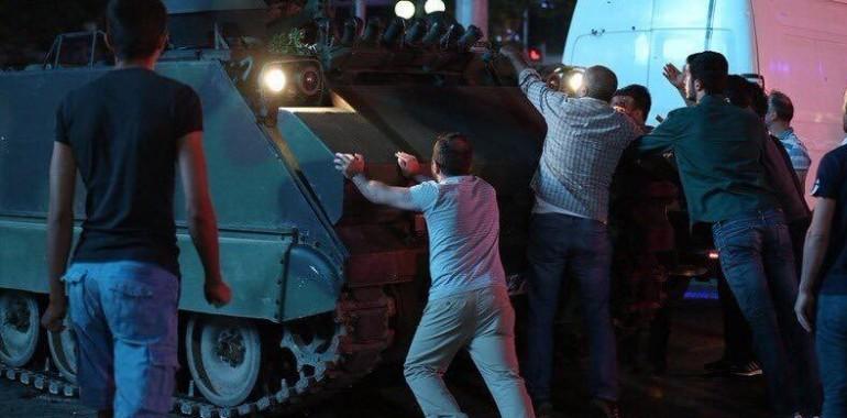 الشعوب قادرة على كسر الانقلابات والأنظمة العسكرية