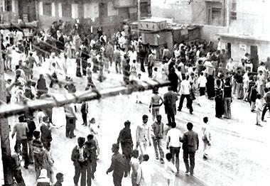 انتفاضة يناير 1977