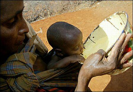 مجاعة الصومال