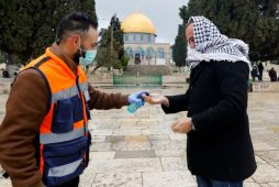 فلسطين في ظل كورونا