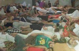 معتقلون في سجون مصر