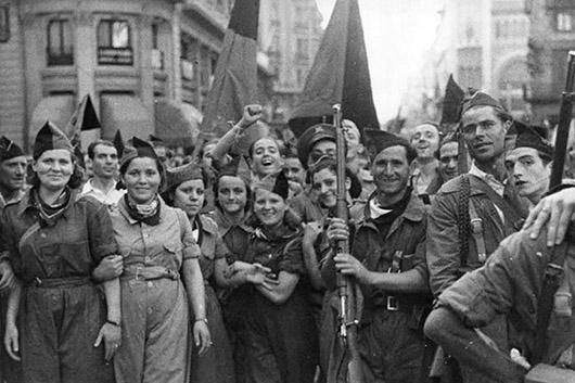الثورة الإسبانية