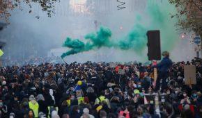 فرنسا - مظاهرات نوفمبر 2020