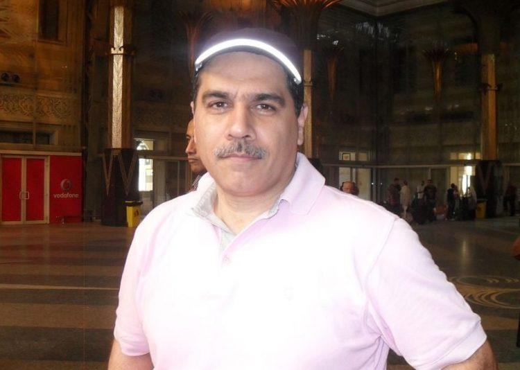 محمد بشير - المدير الإداري للمبادرة المصرية للحقوق الشخصية