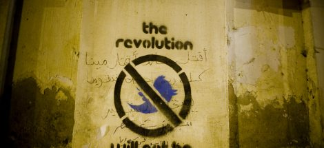 الإنترنت والثورة
