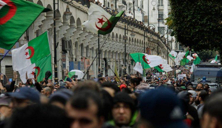الجزائر - فبراير 2021