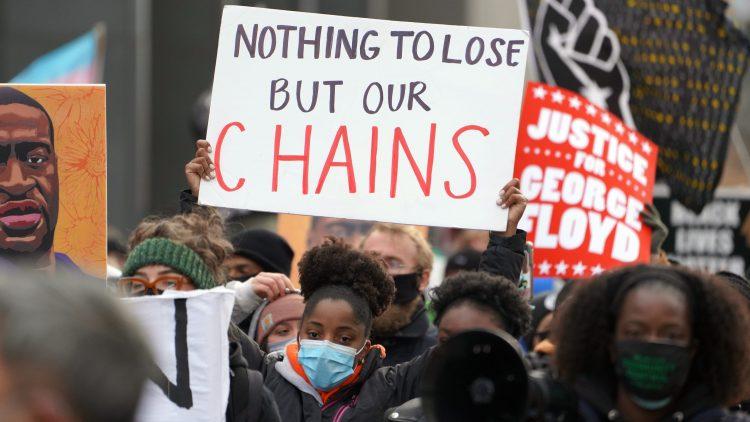 مظاهرات مناهضة للعنصرية - الولايات المتحدة