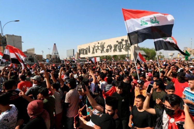 احتجاجات واسعة في العراق - مايو 2021