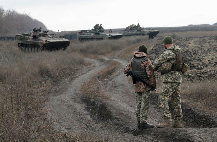 قوات موالية لروسيا في أوكرانيا