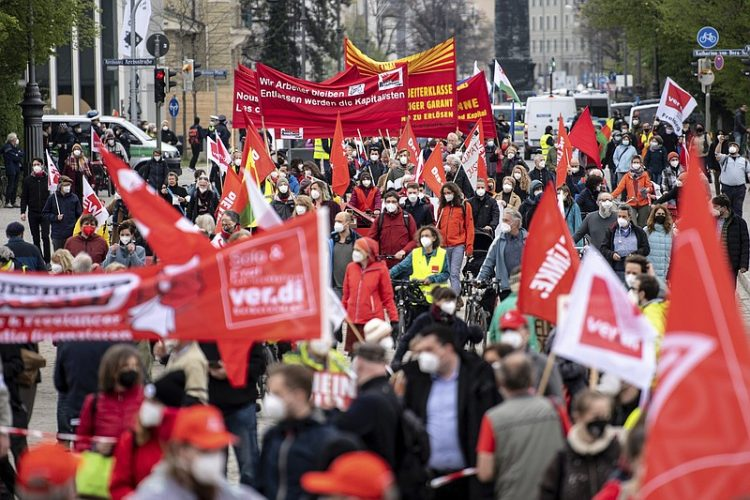 عيد العمال - برلين