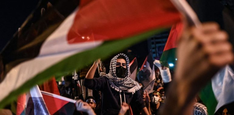 ندعم المقاومة والانتفاضة الشعبية الفلسطينية دعمًا غير مشروط