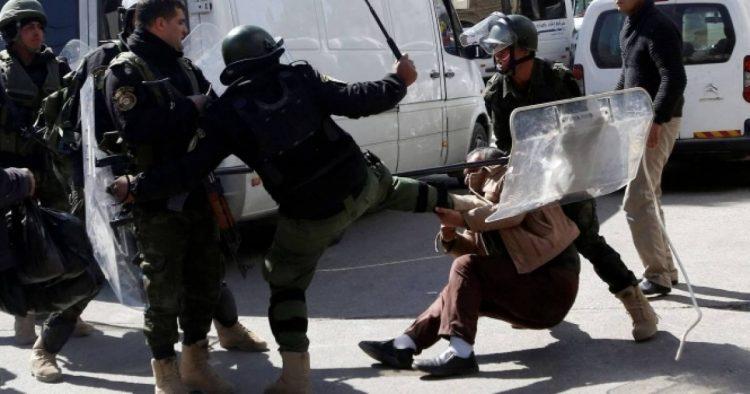 أمن السلطة الفلسطينية