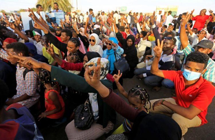 مظاهرات السودان - يونيو 2021