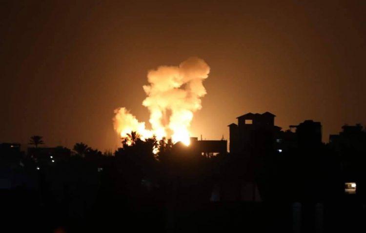 غزة - أغسطس 2021