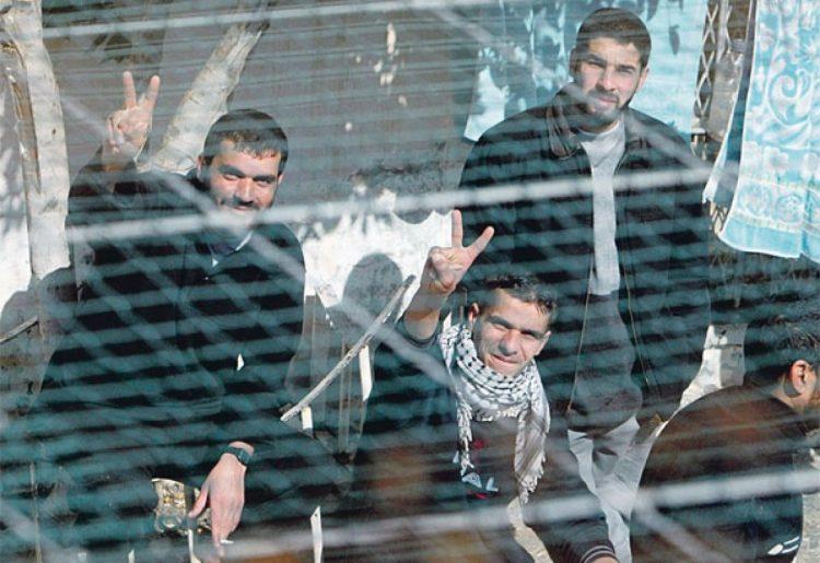 أسرى فلسطينيون