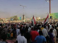 مقاومة الانقلاب في السودان - أكتوبر 2021