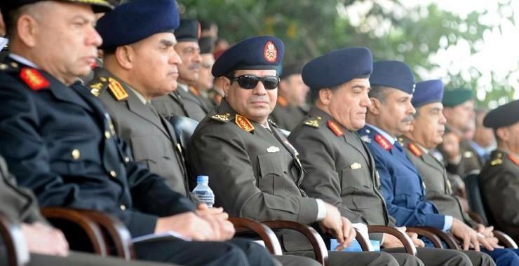 مصر في ظل السيسي: السلاح قبل الخبز
