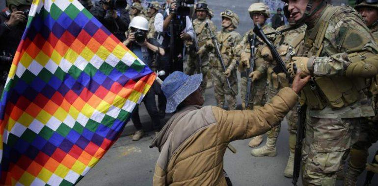 رؤيتنا: الانقلاب في بوليفيا