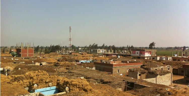 قرية طاروط - الشرقية