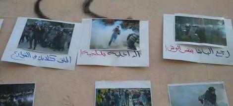 ذكرى محمد محمود الثالثة بجامعة الزقازيق