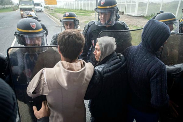 لاجئون في أوروبا