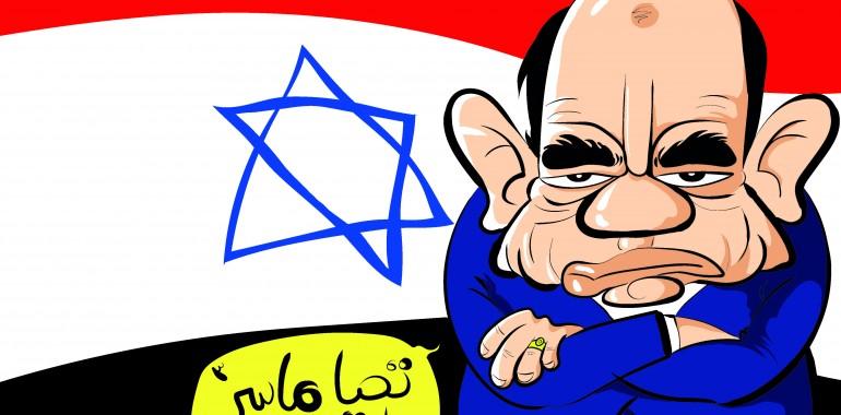 سامح شكري ونتنياهو: أحضان دافئة من القدس المحتلة