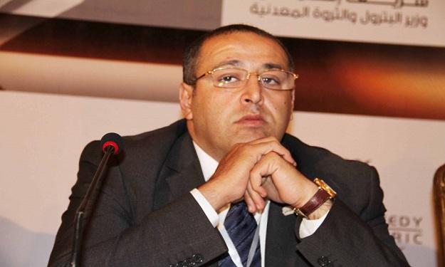 وزير الاستثمار أشرف سلمان