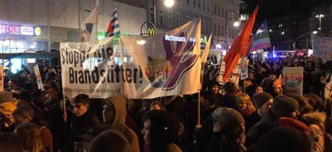 احتجاجات حاشدة في ألمانيا بعد مذبحة هاناو