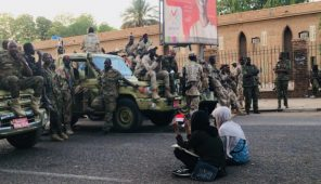 من الثورة السودانية