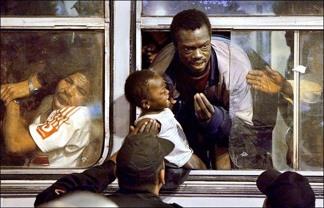 مذبحة اللاجئين السودانيين في ميدان مصطفى محمود 2005