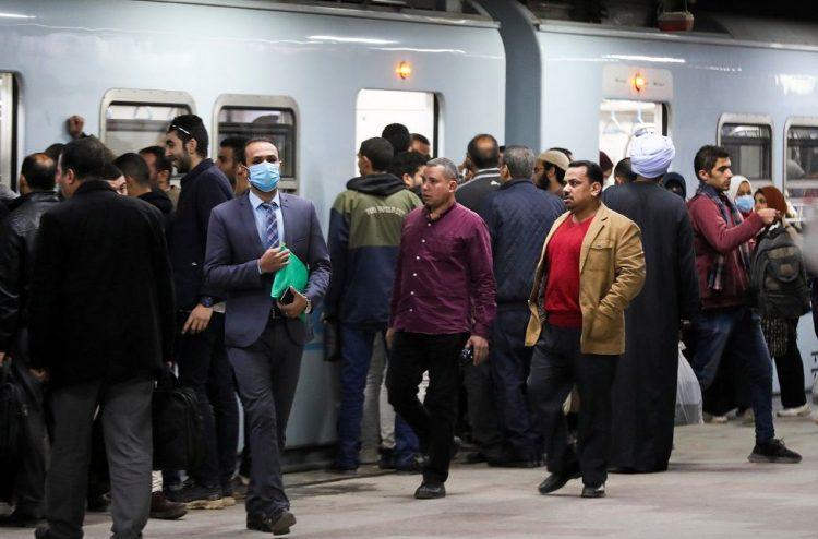 إزدحام مترو